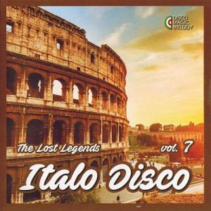 VA - Italo Disco - The Lost Legends Vol. 7