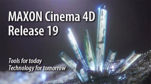 Maxon CINEMA 4D Studio R19.024 build RB209858 [En]