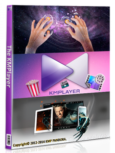 The KMPlayer 4.2.2.18 repack by cuta (build 3) [Multi/Ru]