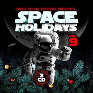 VA - Space Holidays vol.9 3CD