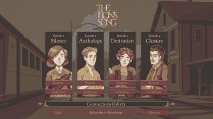 (Linux) The Lion's Song