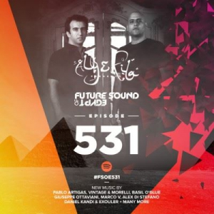 VA - Aly & Fila - Future Sound of Egypt 531