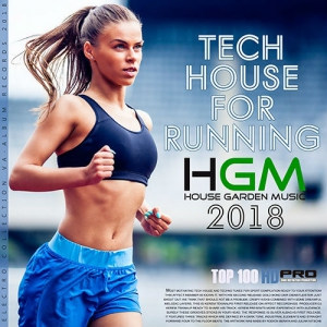 VA - Tech House For Runing: House Garden Music