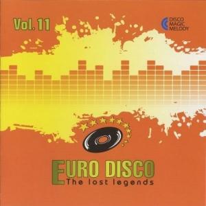VA - Euro Disco: The Lost Legends Vol. 11