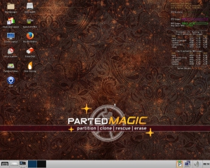 Parted Magic 2018 01 08 [i686_amd64] 1xCD