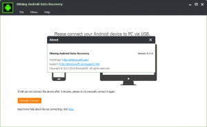 Shining Android Data Recovery 6.6.6 RePack by вовава [En]