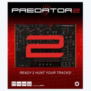 Rob Papen - Predator 2 1.0.3 VSTi, AAX (x86/x64) Repack by 2R2 [En]