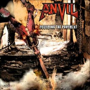 Anvil - Pounding The Pavement