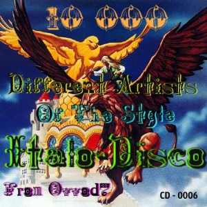 VA - 10 000 Different Artists Of The Style Italo-Disco From Ovvod7 - CD - 0006