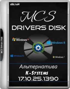 MCS Drivers Disk 19.6.28.1485 [Multi/Ru]