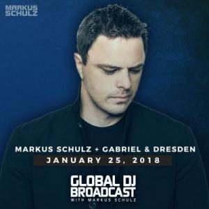 VA - Markus Schulz + Gabriel & Dresden - Global DJ Broadcast