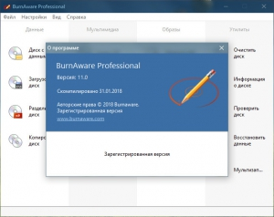 BurnAware Professional 14.1 RePack (& Portable) by elchupacabra [Multi/Ru]