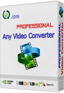 Any Video Converter Professional 6.3.6 RePack (& Portable) by TryRooM [Multi/Ru]