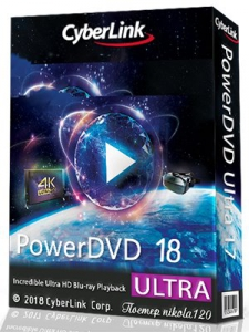 CyberLink PowerDVD Ultra 18.0.2107.62 RePack by qazwsxe [Ru/En]