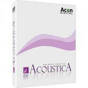 Acoustica Premium Edition 7.2.1 RePack (& Portable) by TryRooM [Ru/En]