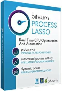 Process Lasso Pro 9.1.0.68 RePack (& Portable) by TryRooM [Ru/En]
