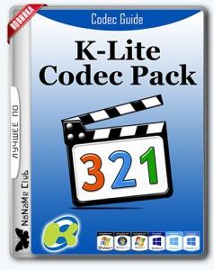 K-Lite Codec Pack 15.7.5 Mega/Full/Standard/Basic + Update [En]
