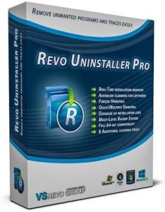 Revo Uninstaller Pro 4.4.8 RePack (& Portable) by TryRooM [Multi/Ru]