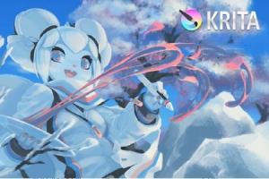 Krita 4.4.5 + Portable [Multi/Ru]