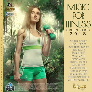 VA - Music For Fitness Green Party