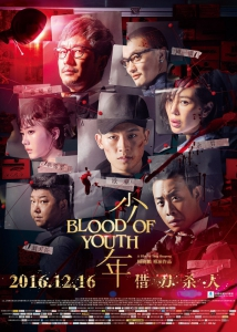Кровь юности