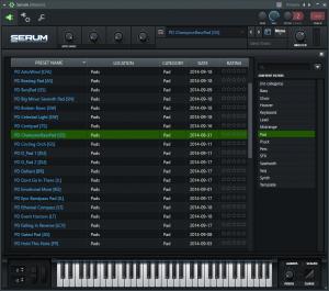 Xfer Records - Serum 1.214b4 + Audio DSP Pack (VSTi, VST, AAX) (x86/x64) [En] (No install)