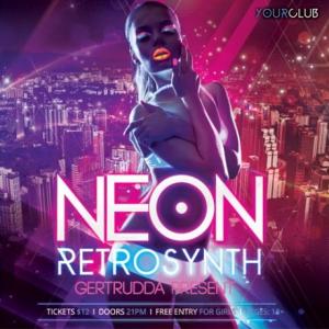 VA - Neon RetroSynth