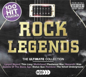 VA - Rock Legends: The Ultimate Collection [5CD]