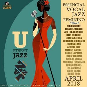 VA - Essential Vocal Jazz Femino