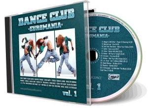 VA - EUROMANIA: Dance Club vol. 1-4