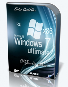 Microsoft® Windows® 7 Ultimate Ru x86 SP1 7DB by OVGorskiy® 09.2019