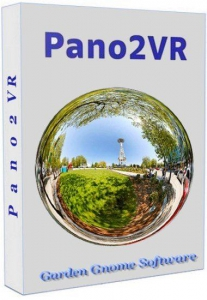 Pano2VR Pro 6.1.4 RePack (& Portable) by TryRooM [Multi/Ru]