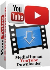 MediaHuman YouTube Downloader 3.9.9.22 (2208) RePack (& Portable) by TryRooM [Multi/Ru]
