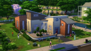 The Sims 4: Deluxe Edition [v 1.59.73.1020]