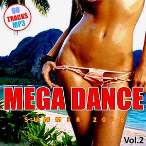 VA - Mega Dance Summer Vol.2