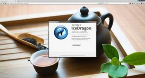 Comodo IceDragon 60.0.2.10 Portable by Cento8 [Ru/En]
