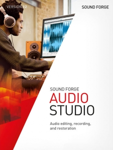 MAGIX SOUND FORGE Audio Studio 12.6.0.356 (x86/x64) [Multi]