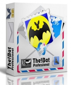 The Bat! Professional 8.5.2 RePack (& Portable) by TryRooM [Multi/Ru]