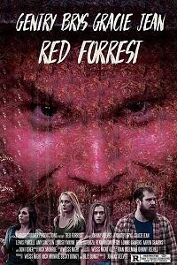 Красный лес