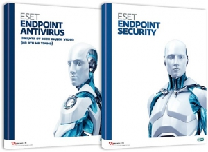 ESET Endpoint Antivirus / ESET Endpoint Security 6.6.2078.5 RePack by KpoJIuK [Multi/Ru]