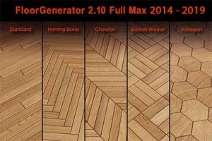 loorGenerator 2.10 for 3ds Max 2014-2020 [En]