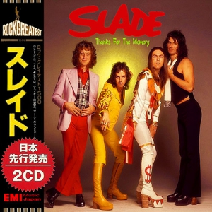 Slade - Thanks For The Memory [2CD Compilation]