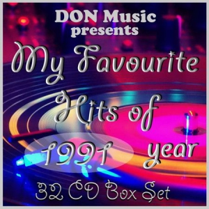 VA - My Favourite Hits of 1991 (32CD) от DON Music