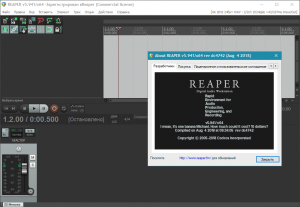 Cockos REAPER 5.99 RePack (& Portable) by TryRooM [Ru/En]