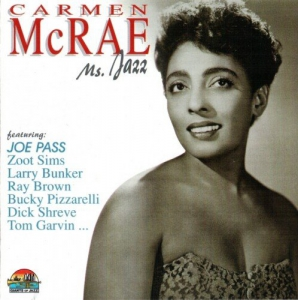 Carmen McRae - Ms. Jazz