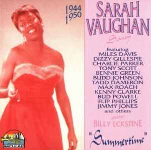Sarah Vaughan - Summertime 1944-1950