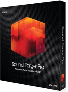 MAGIX Sound Forge Pro Suite 12.1 Build 170 RePack by KpoJIuK [Ru/En]
