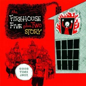 Firehouse Five Plus Two - Firehouse Five Plus Two Story [2CD]