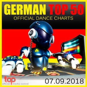VA - German Top 50 Official Dance Charts 07.09.2018