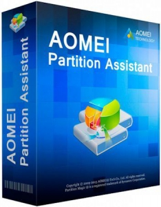 AOMEI Partition Assistant Technician Edition 8.10.0 RePack by KpoJIuK [Multi/Ru]